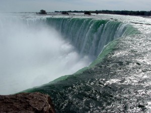 Niagara Falls on the Canadian Side