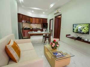 Phnom Penh apartment for rent